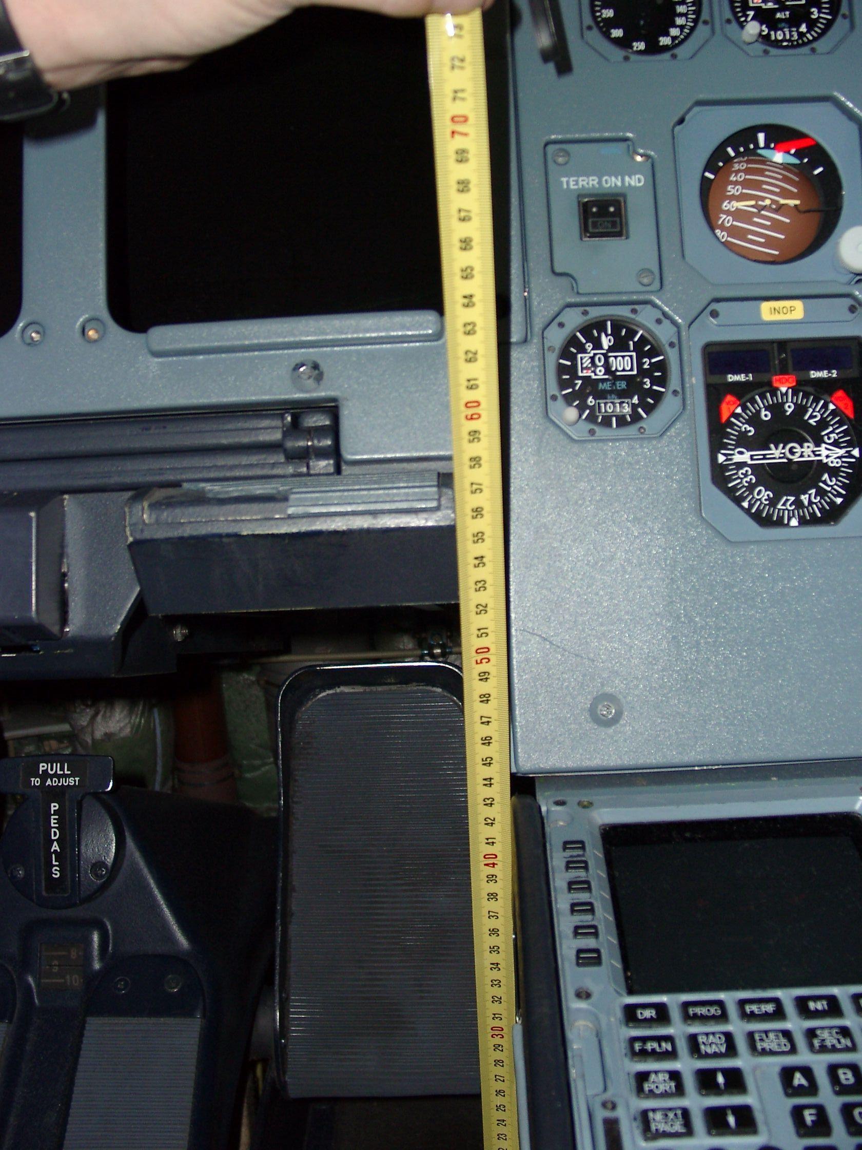 A320 Cocpit
